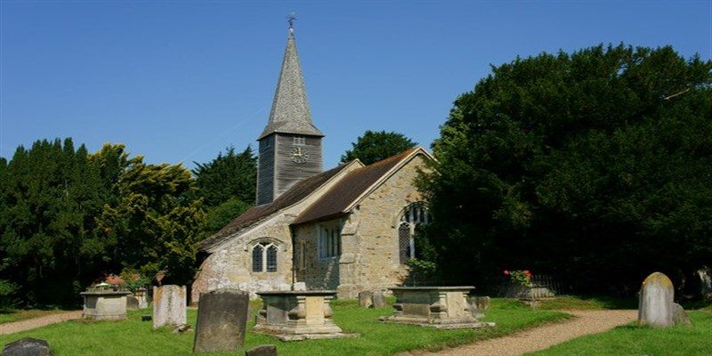 St George's*St George's is located in Crowhurst, Surrey.